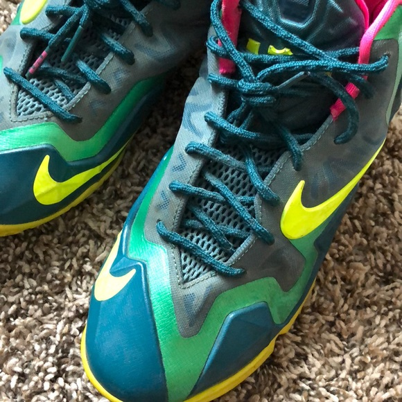 ironía Fragua si puedes  Nike Shoes | Nike Lebron 1 T Rex Labron Lebron James | Poshmark
